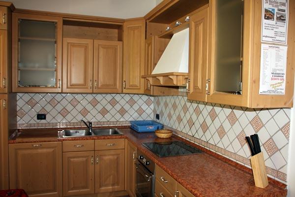 marilleva appartamenti mezzana - Cucine Tirolesi